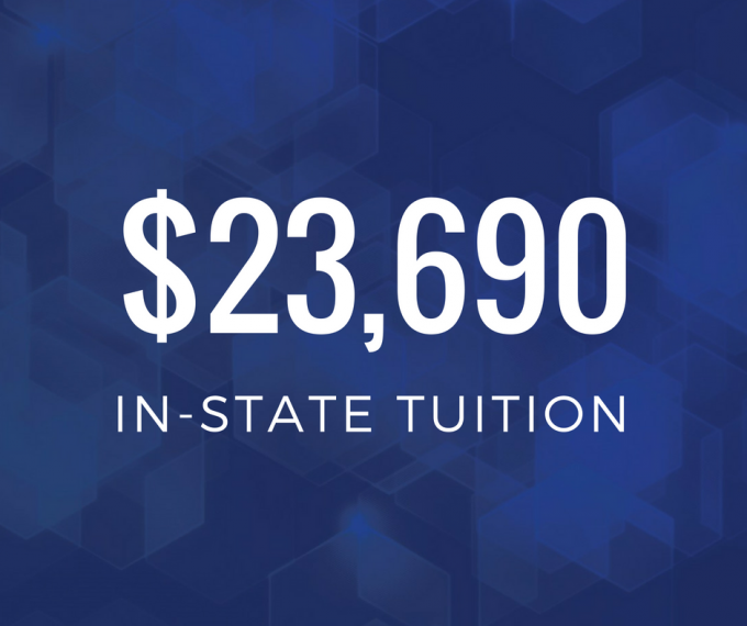 In-State Tuition Graphic
